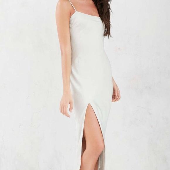 4a8652189a63 Capulet Dresses   Silk Slip Midi Dress   Poshmark